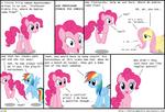 Ask Professor Pinkie Pie by TheLastGherkin