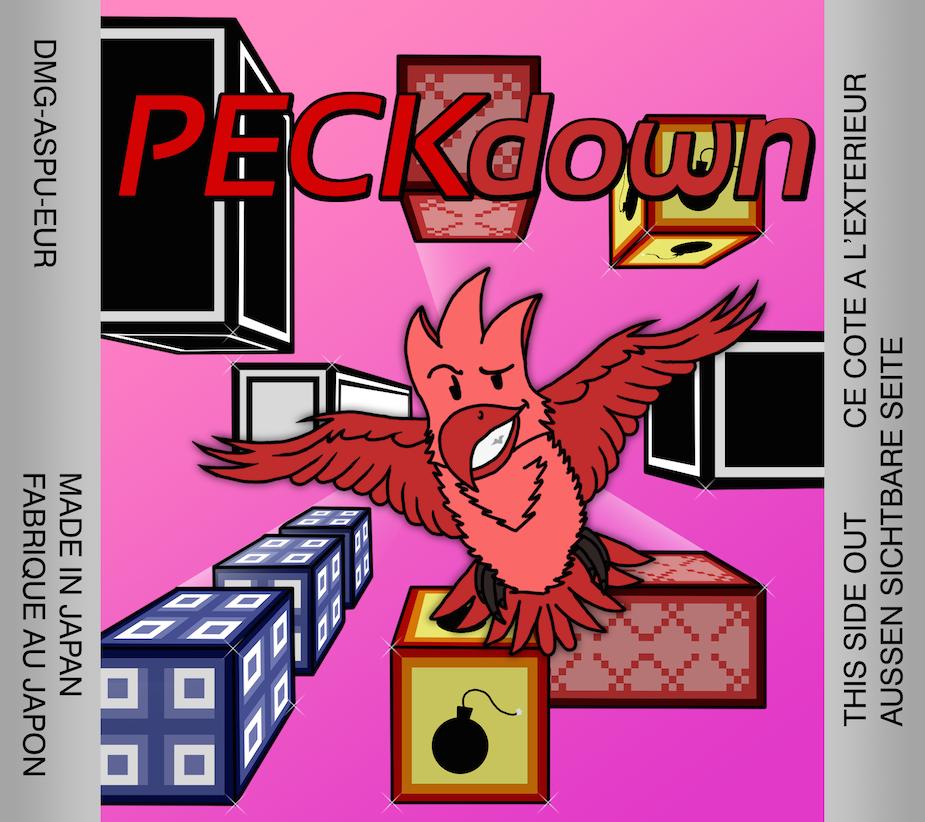 Peckdown by TheLastGherkin
