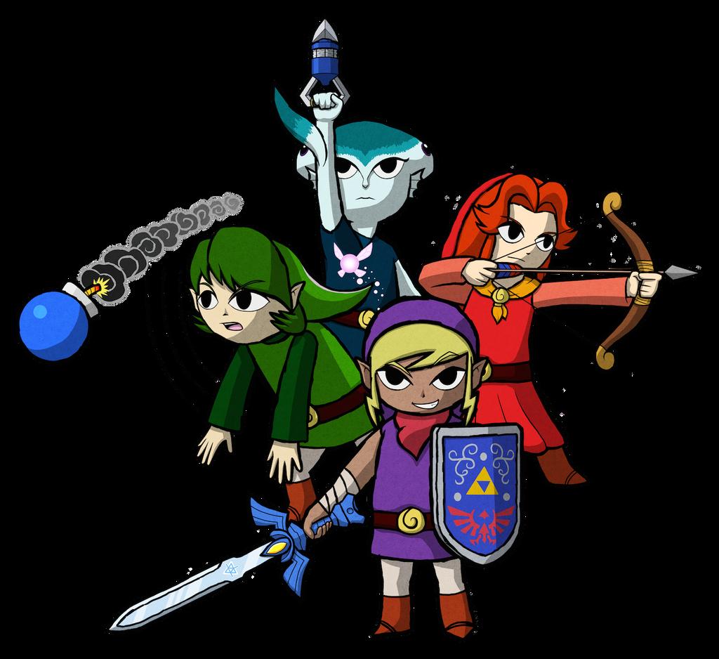 The Legend of Zelda: Be Your Own Hero by TheLastGherkin