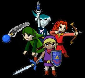 The Legend of Zelda: Be Your Own Hero