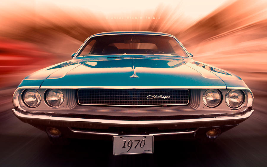 dodge challenger 1970 by nanjenchan on deviantart. Black Bedroom Furniture Sets. Home Design Ideas