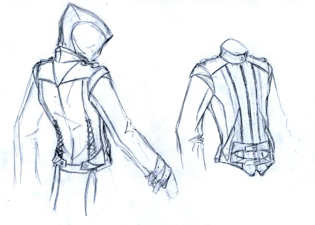 Denim Jacket by keil on DeviantArt
