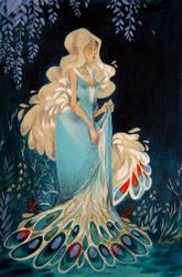 Madame Paon by sanoe