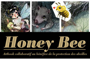 Honey Bee preview by sanoe