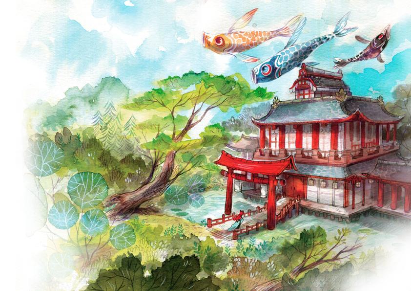 Temple by sanoe
