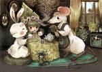 Tea time by sanoe