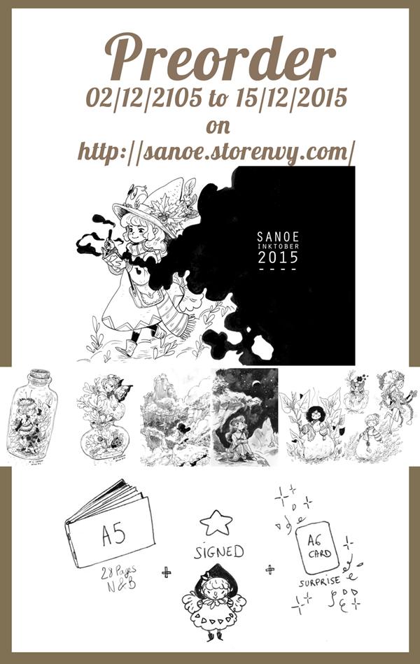 Preorder by sanoe