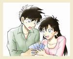 MK- Kaito+Aoko