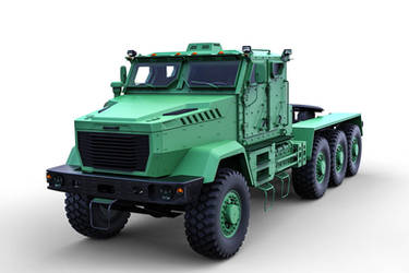 concept of an army truck by DenSQ