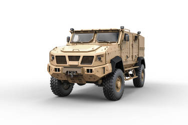 Concept MRAP by DenSQ