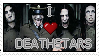 I Heart Deathstars Stamp by tab-and-co