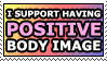 POSITIVE BODY IMAGE by ElStamporoonios