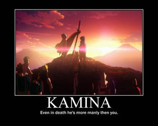 Kamina by NewMystery356