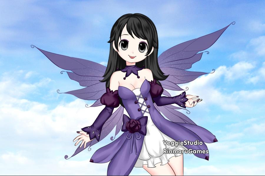 Trickster Fairy Ali by vampiregirl123456