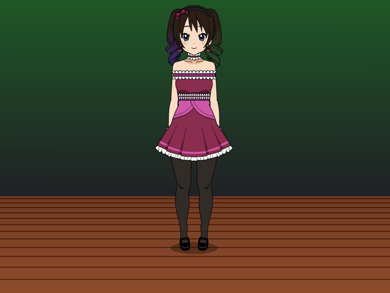 Formal Aubrey by vampiregirl123456