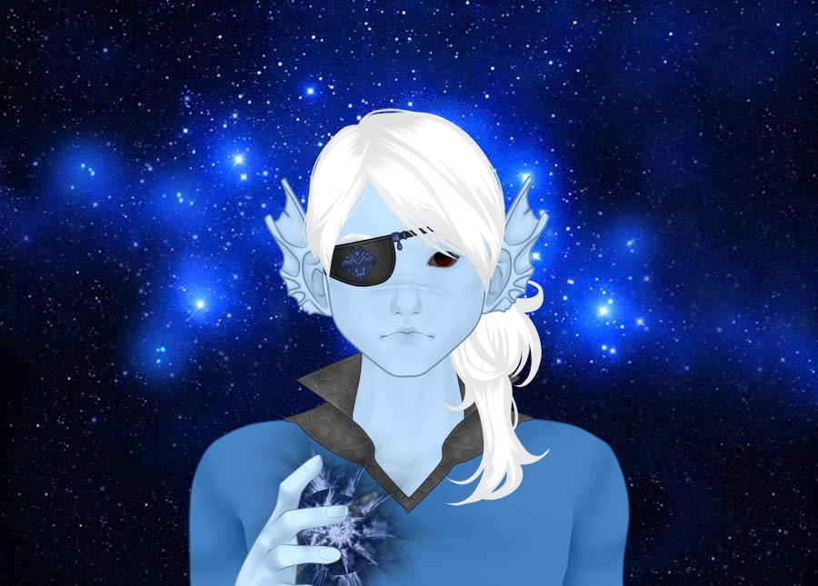 Master of Ice by vampiregirl123456