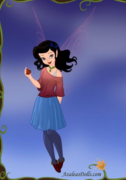 Pixie Emma by vampiregirl123456
