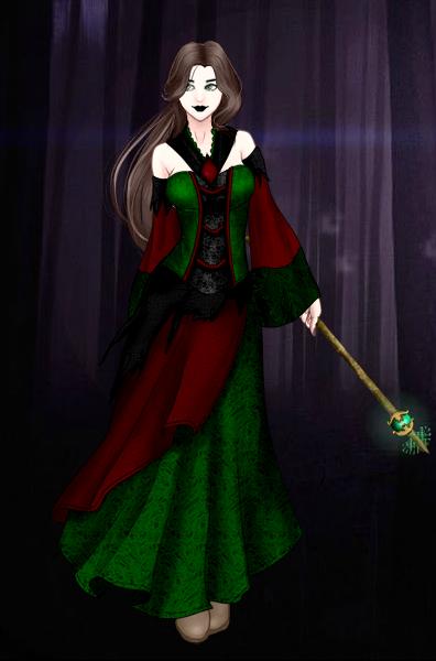 Dark Mage Pip by vampiregirl123456