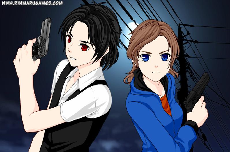Partners In Crime by vampiregirl123456