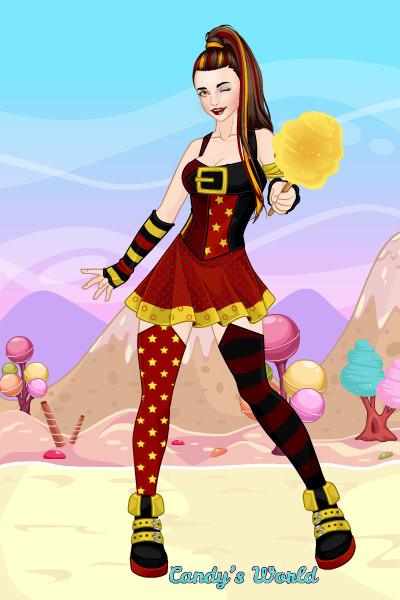 Lollipopstyle Harpper by vampiregirl123456