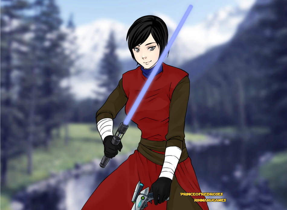 Star Wars Hayden by vampiregirl123456