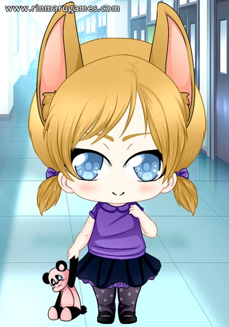 Cute Janice by vampiregirl123456