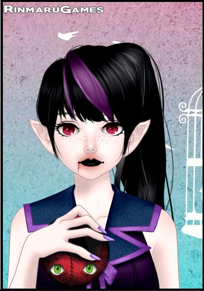 Spooky Doll Mei by vampiregirl123456