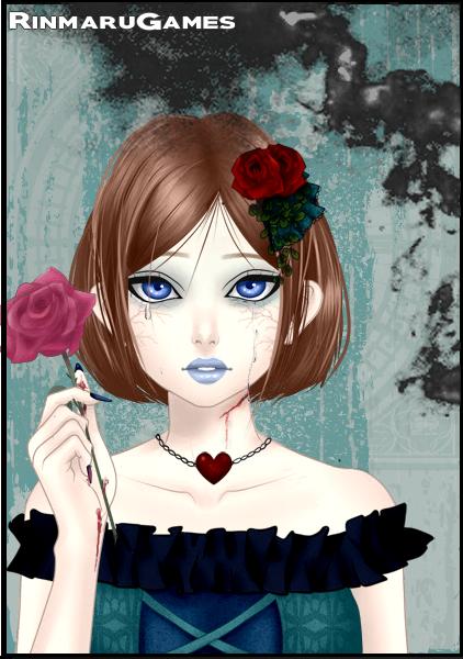 Spooky Doll Olivia by vampiregirl123456