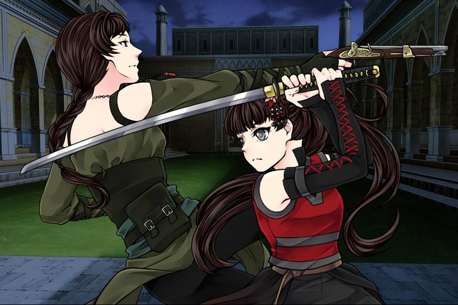 Vampire Hunter Part 10 by vampiregirl123456