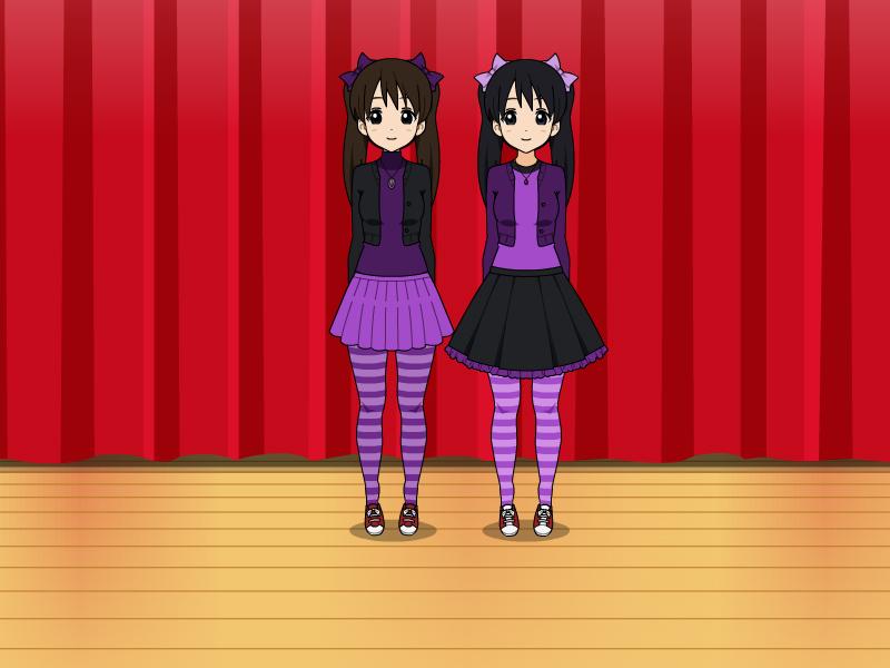 Double Casual by vampiregirl123456