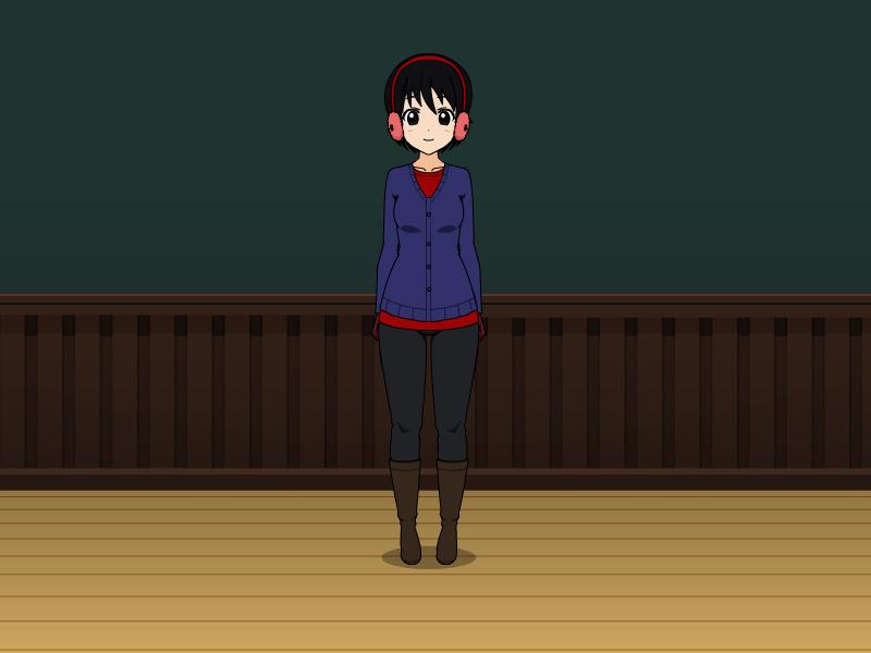 Hayden's Winter Outfit by vampiregirl123456