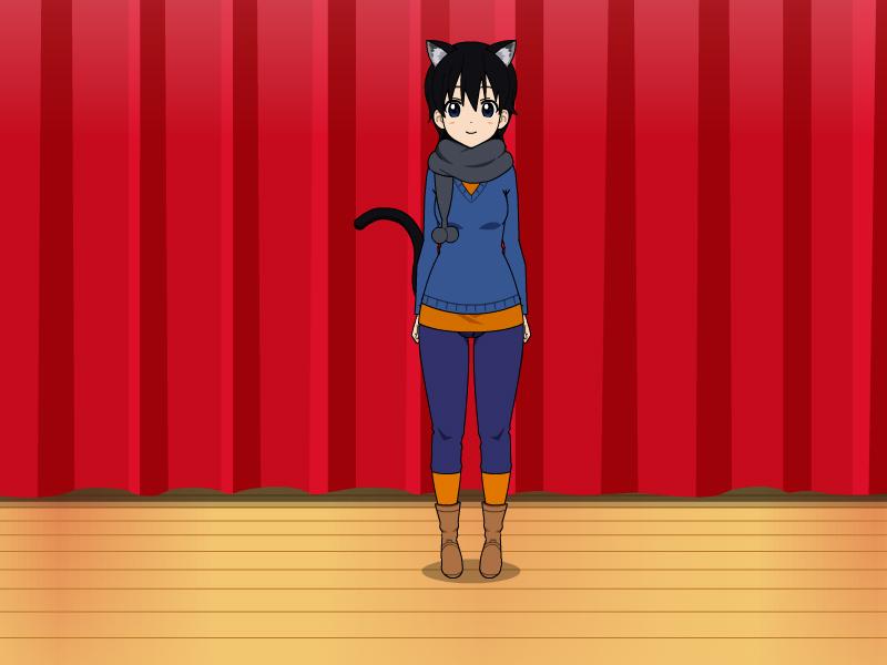 Kiri's Winter Outfit by vampiregirl123456