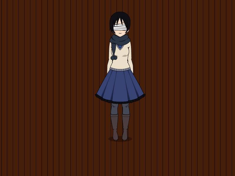 Izzy's Winter Outfit by vampiregirl123456