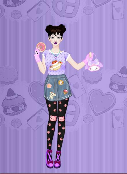 Adorable Fashion 2 by vampiregirl123456