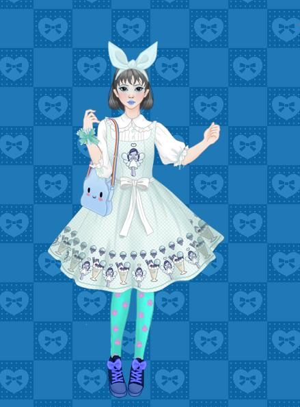 Adorable Fashion 6 by vampiregirl123456