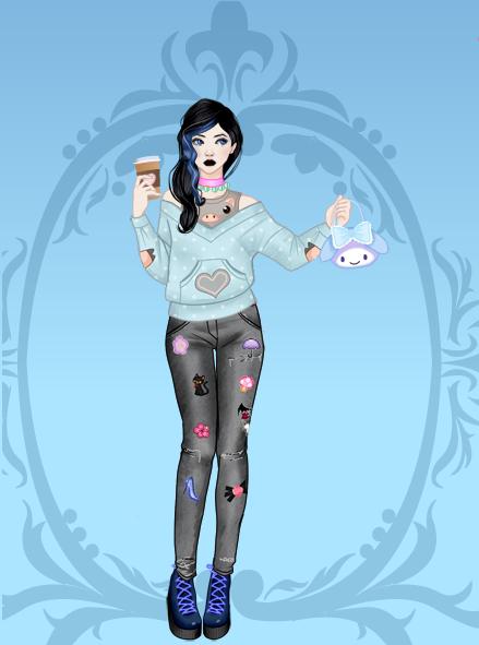 Adorable Fashion 7 by vampiregirl123456