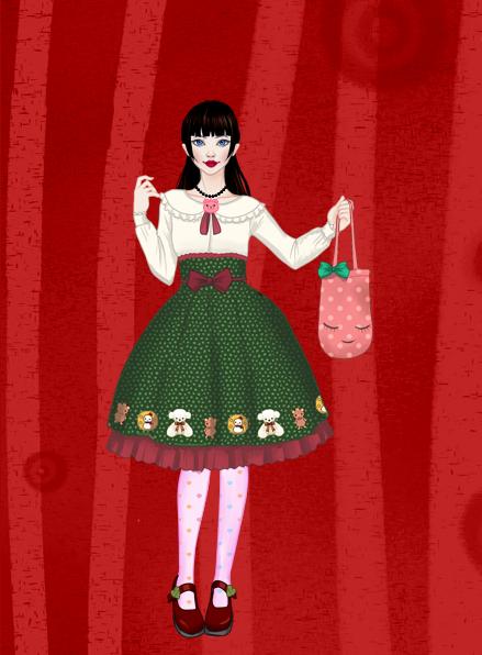 Adorable Fashion 8 by vampiregirl123456