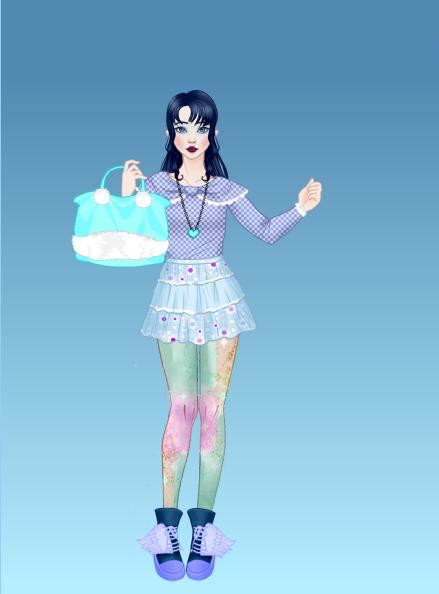 Adorable Fashion 15 by vampiregirl123456
