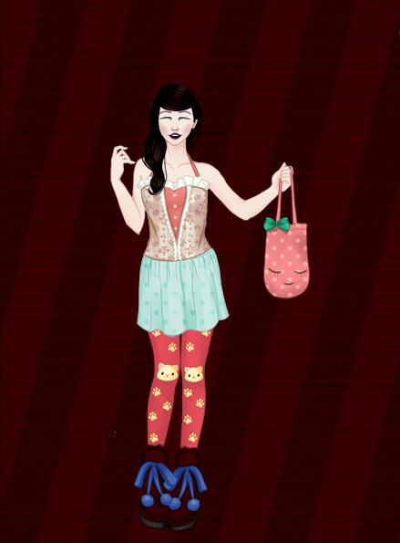 Adorable Fashion 16 by vampiregirl123456