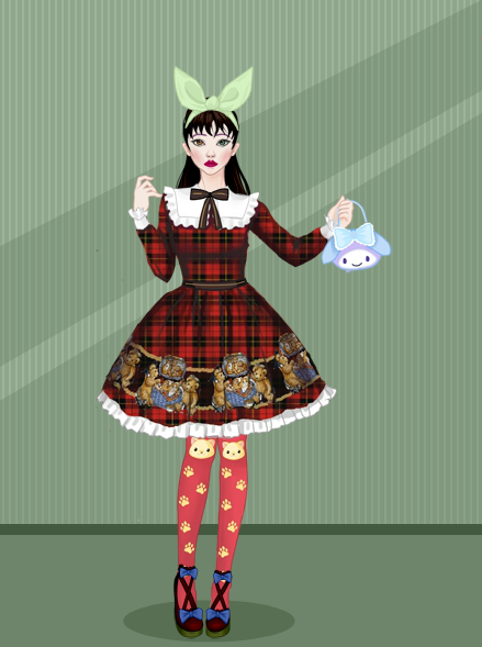 Adorable Fashion 19 by vampiregirl123456