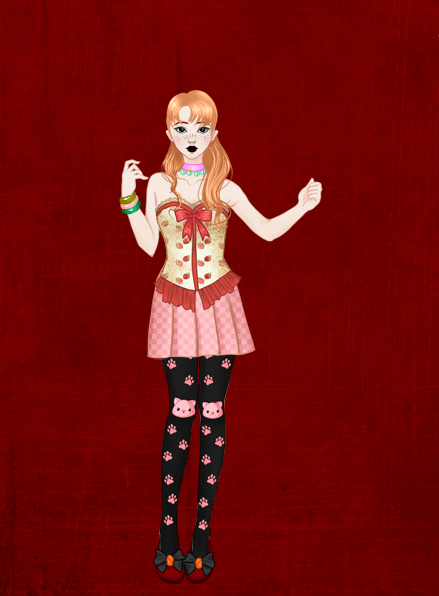 Adorable Fashion 23 by vampiregirl123456