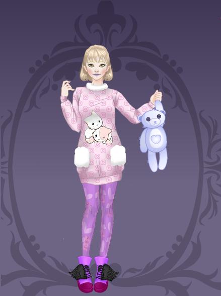 Adorable Fashion 25 by vampiregirl123456