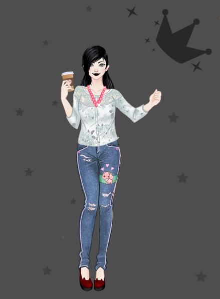 Adorable Fashion 27 by vampiregirl123456