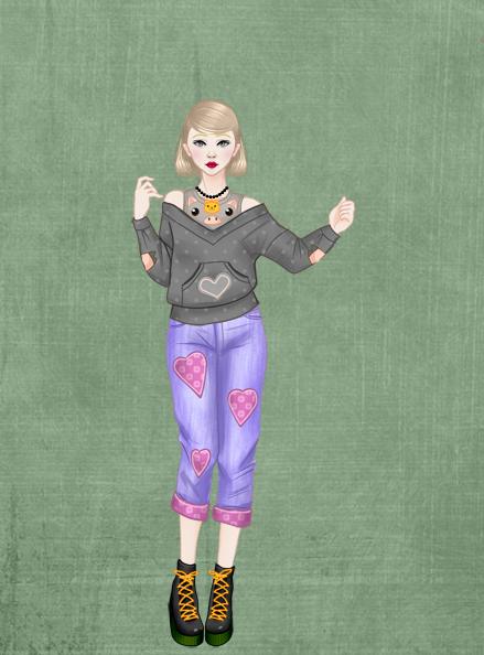 Adorable Fashion 29 by vampiregirl123456