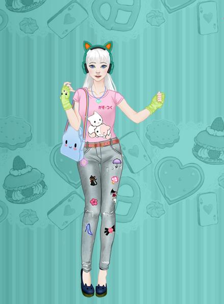 Adorable Fashion 31 by vampiregirl123456