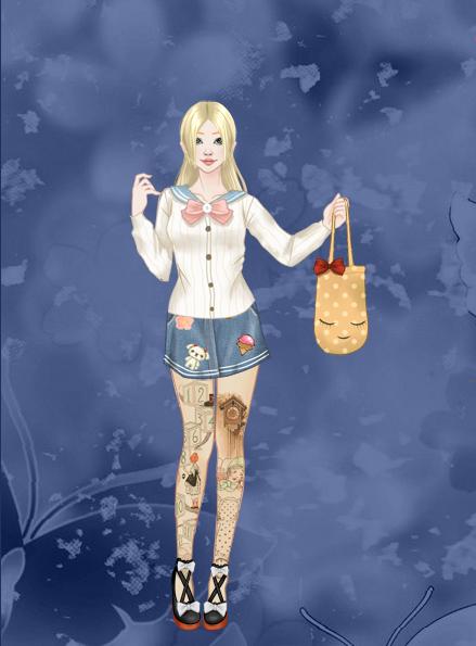 Adorable Fashion 32 by vampiregirl123456