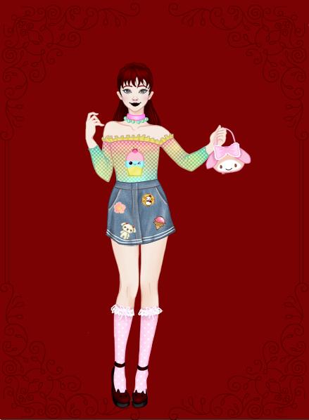 Adorable Fashion 38 by vampiregirl123456