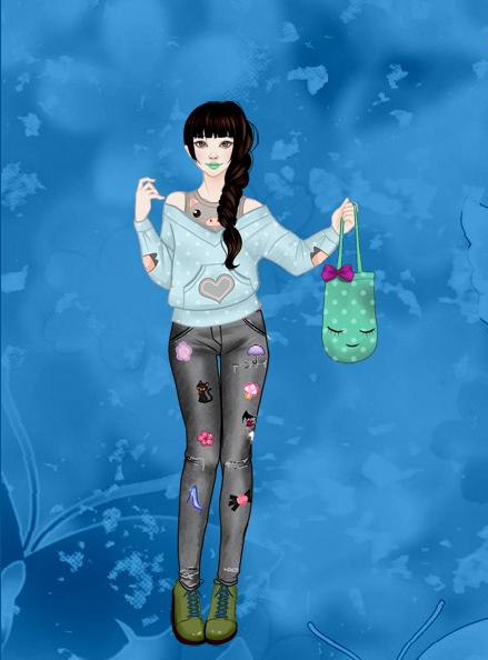 Adorable Fashion 40 by vampiregirl123456