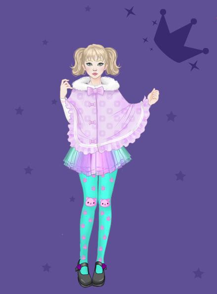 Adorable Fashion 41 by vampiregirl123456