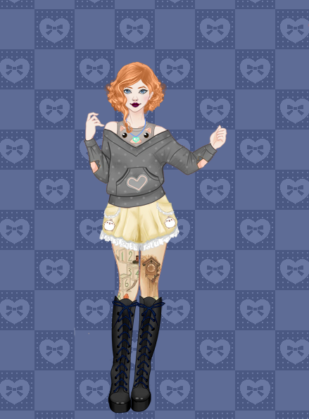 Adorable Fashion 42 by vampiregirl123456